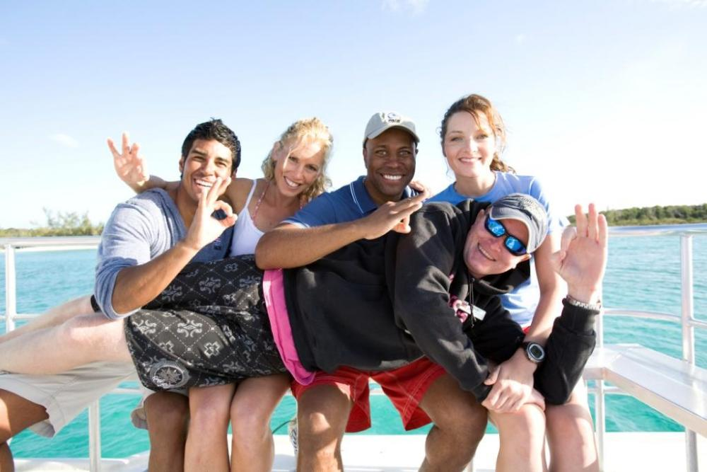 Scuba diving in the Riviera Maya creates life long friends